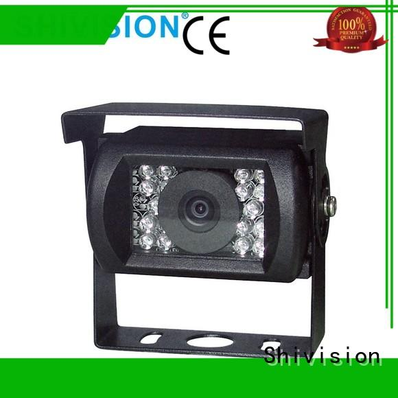 Shivision new arrival best wireless backup camera system for trucks vehicle for fire truck