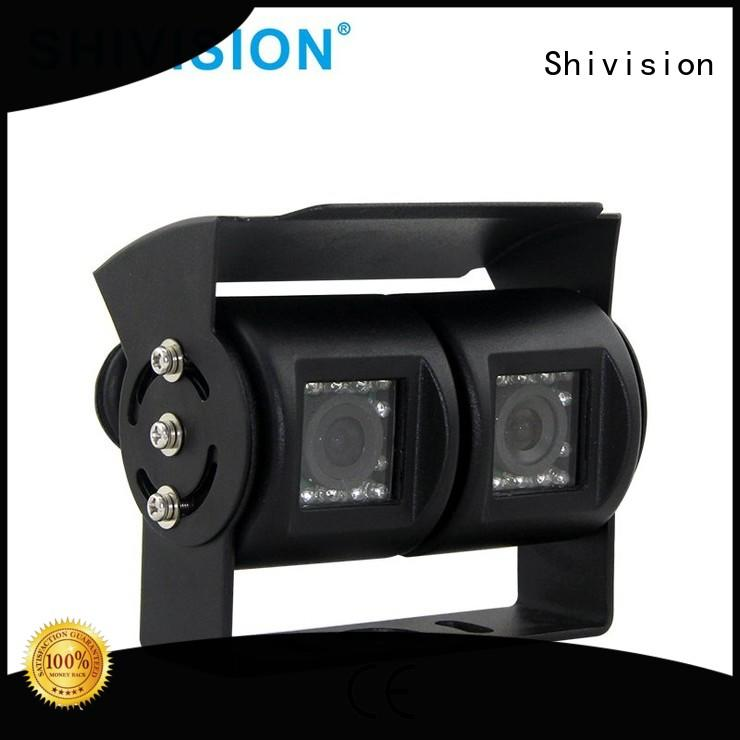 Shivision quality wireless vehicle backup camera with certification for bus