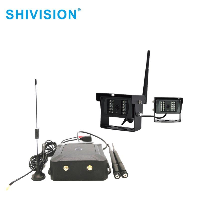 SHIVISION-B0439-C17158sAI-4G-Wireless Vehicle Monitoring Management System