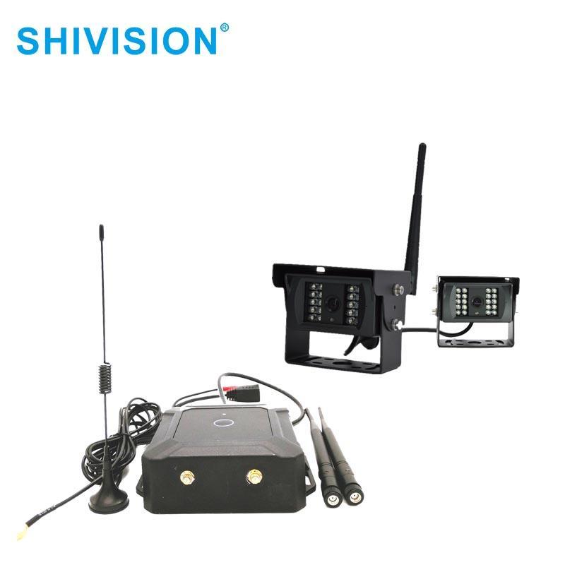 SHIVISION-B0439-C17158sAI-4G-Wireless Vehicle Monitoring Management System