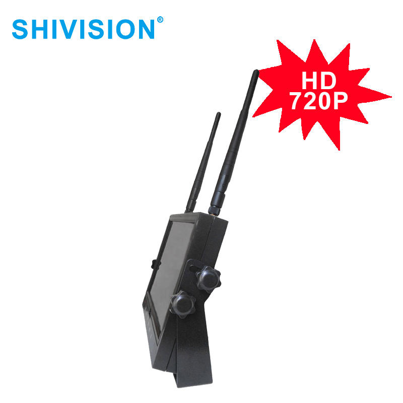 "SHIVISION-M12094CH-C2824158AI-9""2.4GHz HD 720P Digital Wireless Quad-view System"