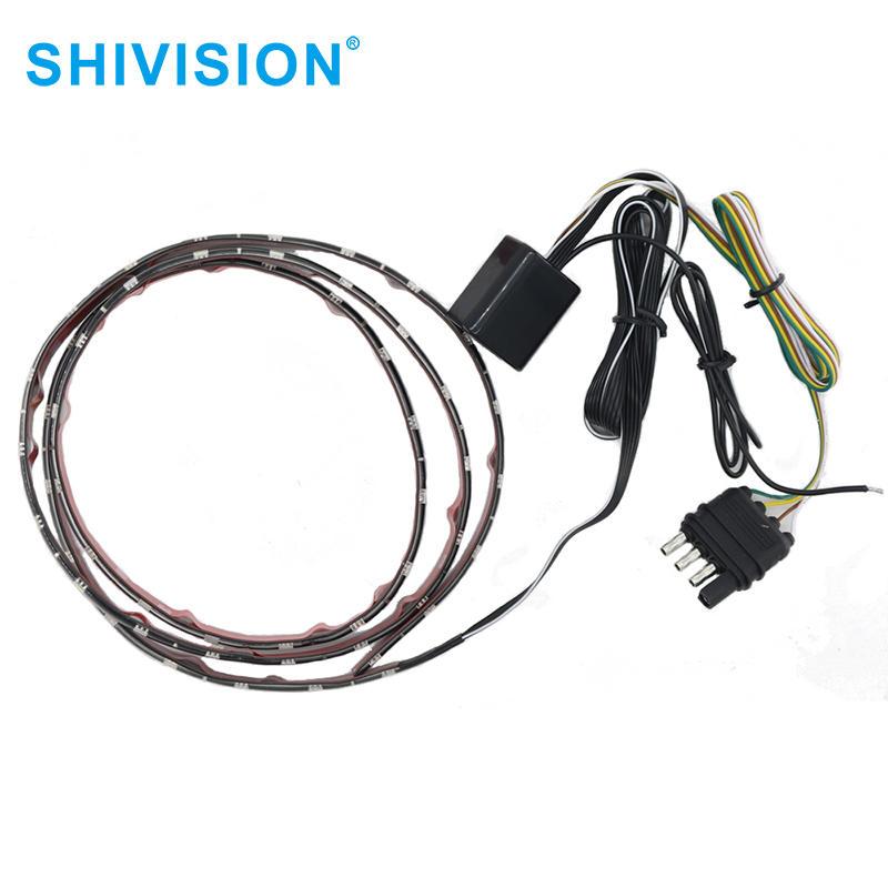 LED tailgate flexible strip light 54'