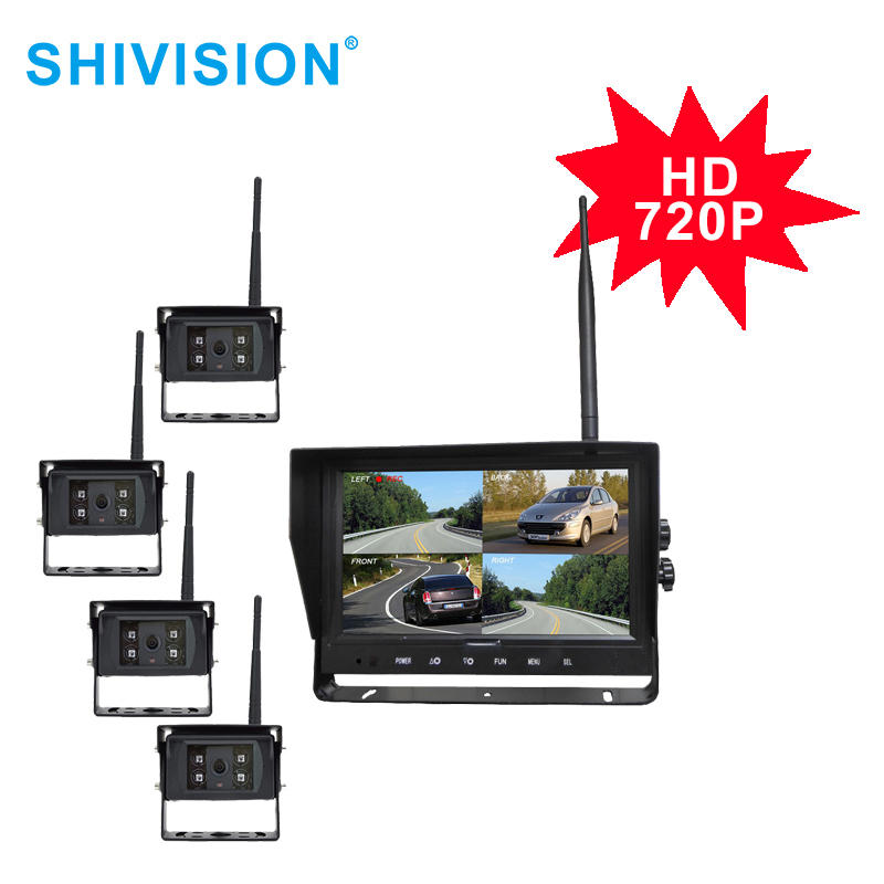 "product-Shivision-SHIVISION-M12094CH-C2824158AI-9""24GHz HD 720P Digital Wireless Quad-view System-im"