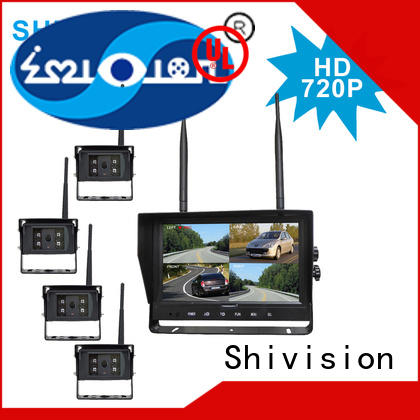 Shivision monitoring vehicle security system manufacturer for-sale for fire truck
