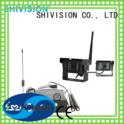 Shivision superb wireless transmitter and receiver kit directly sale for van