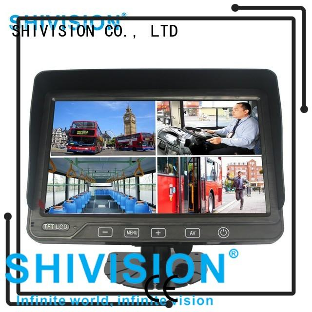 touchcontrol roof OEM rear view monitor system Shivision