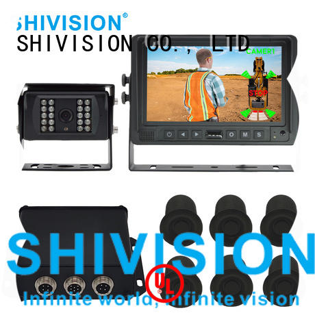 Shivision hot-sale automotive driver assistance system inquire now for fire truck