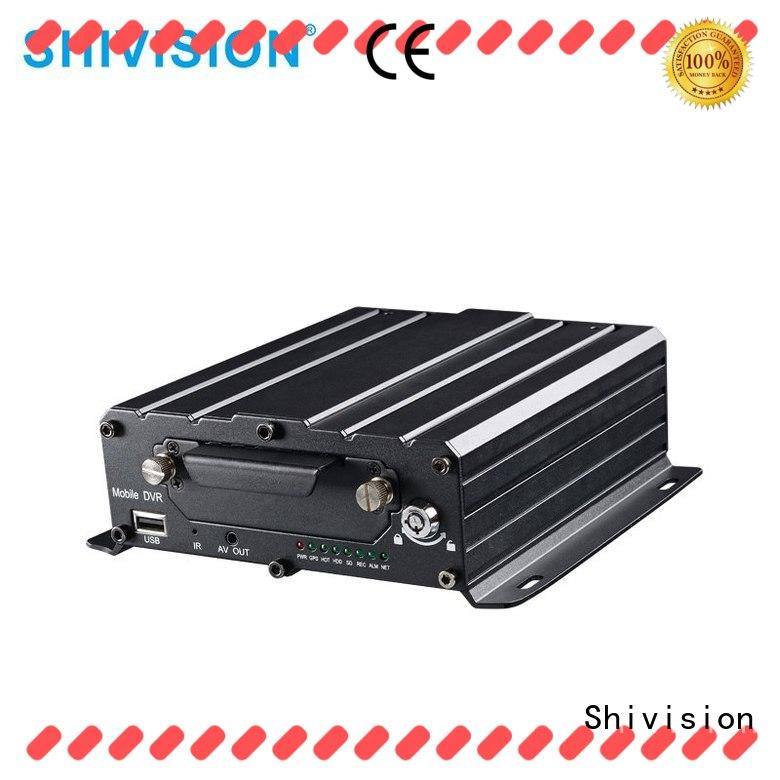 Shivision qualified mobile car dvr factory price for fire truck