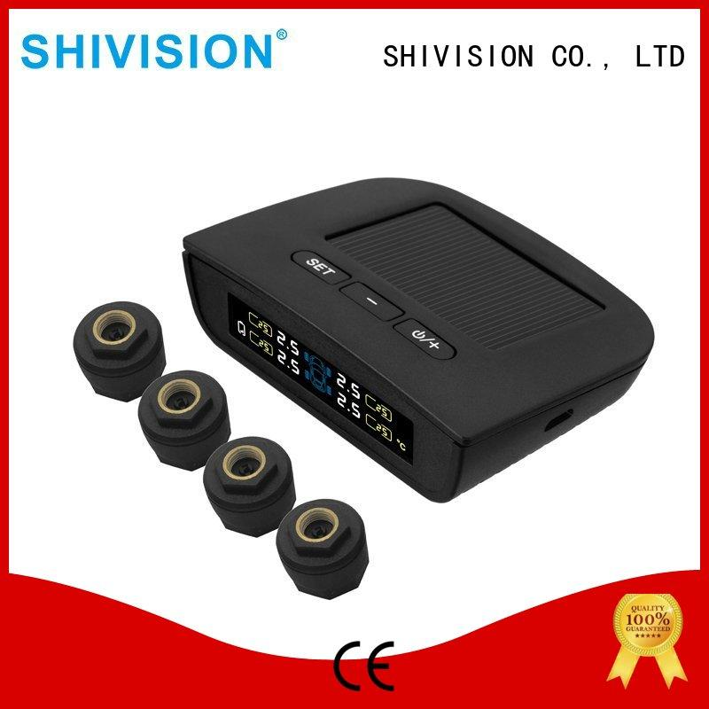 Shivision Brand detection heavy duties system vehicle tire sensor system tpms