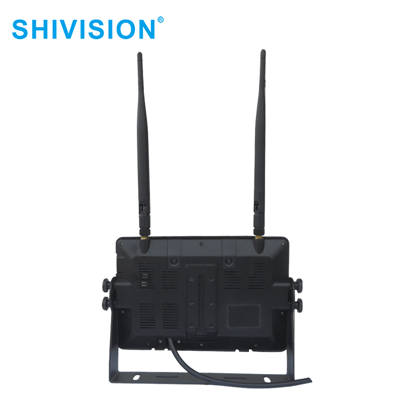 Shivision SHIVISION-M02074ch-7 inch car monitor-2.4G Digital Wireless Monitor 2.4G Digital Wireless Monitor image2