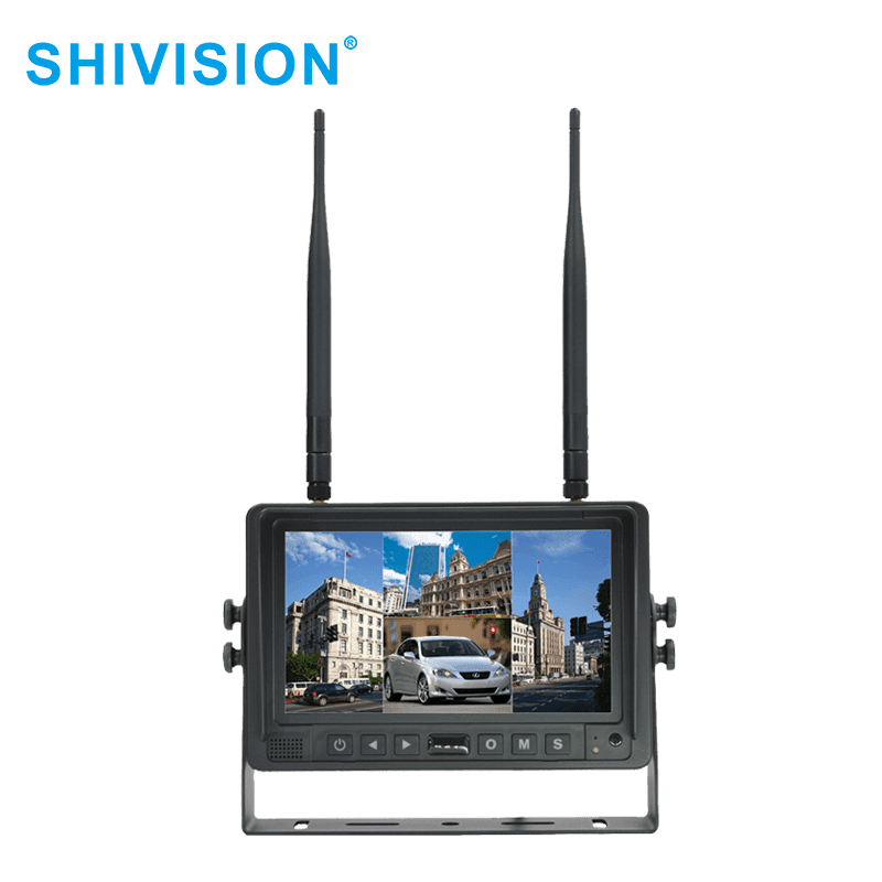 The Newest Upgraded digital camera and monitor system monitor Shivision company
