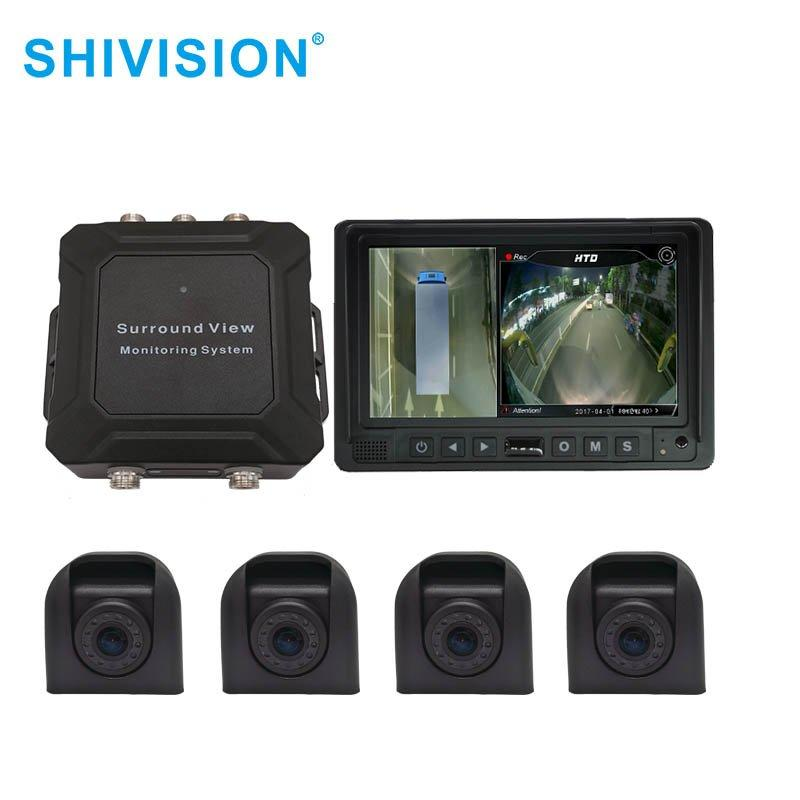 SHIVISION-S0439-HD 3D All around view Monitoring system for Bus