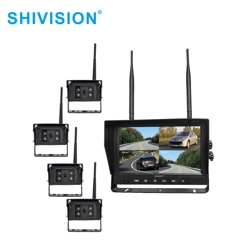 Shivision-High-quality Wireless Video Quad View System | Shivision-m02094ch-c09158saic1348i-9-1