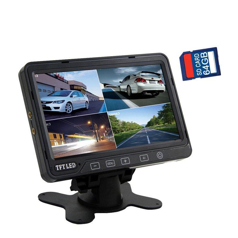 Shivision Brand roof monitors car rear view monitor system manufacture