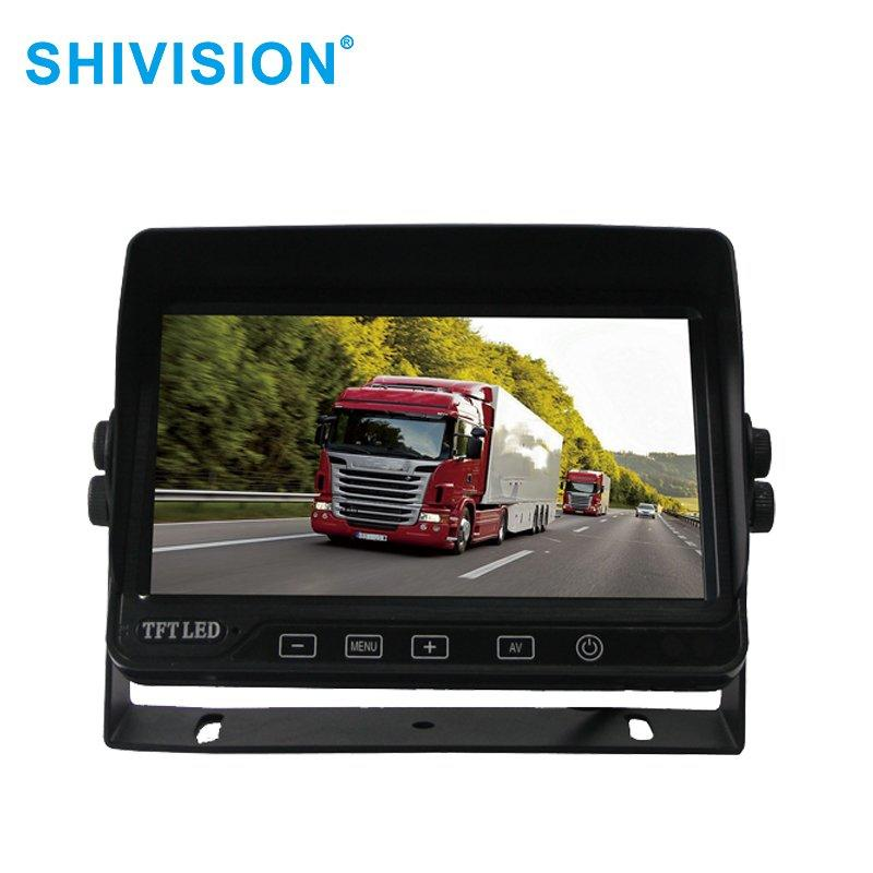 The Newest Upgraded waterproof rear view monitor system hd Shivision company