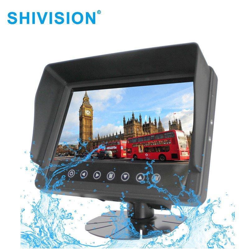 car backup vehicle reverse camera monitor Shivision Brand