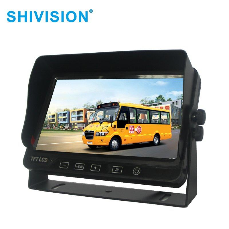 SHIVISION-M0177-7 inch Touch-Control Monitors