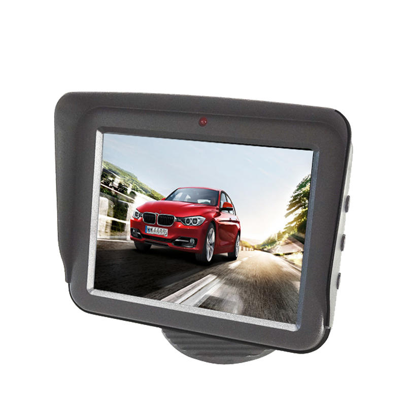 Hot vehicle reverse camera monitor touchcontrol Shivision Brand