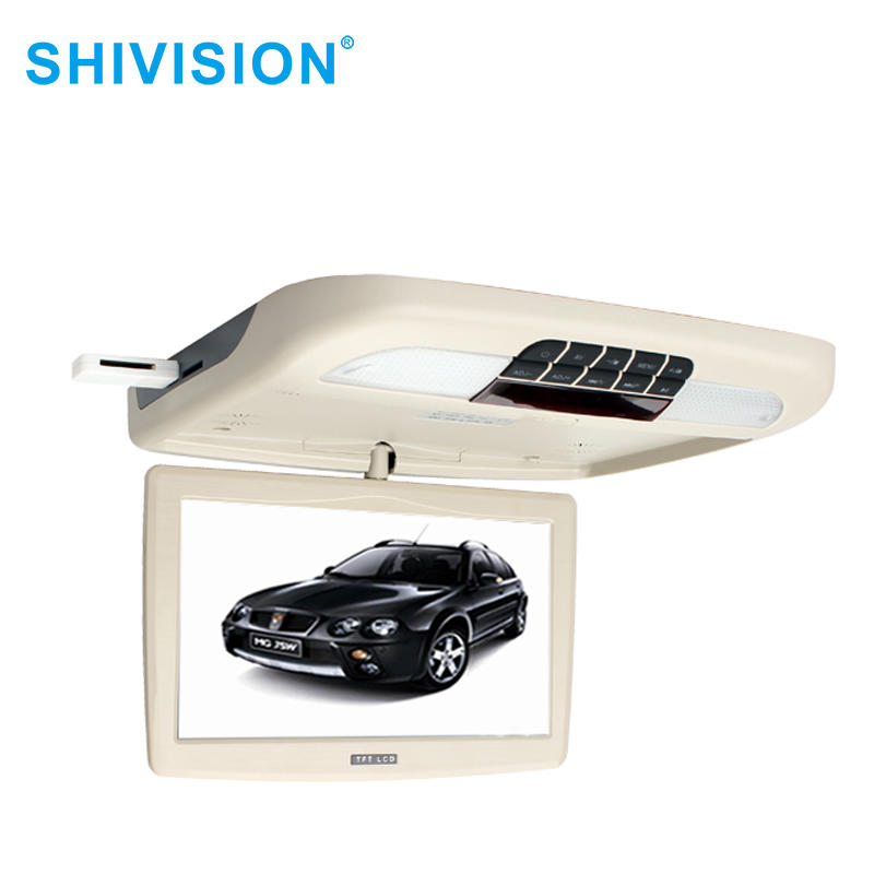 hd monitor roof vehicle reverse camera monitor Shivision manufacture