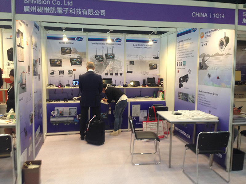 Shivision: Global sources fair in Oct 2015 HK