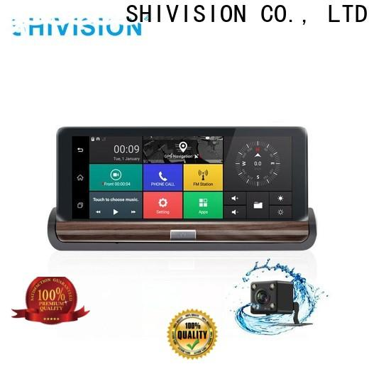 Shivision shivisionm017543 wireless backup camera with monitor certifications for bus