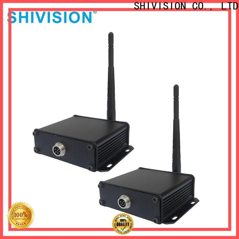 Shivision monitoring wireless transmitter receiver manufacturer with good price for bus