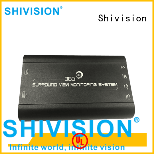 Shivision exquisite 360 degree vehicle camera system for-sale for car