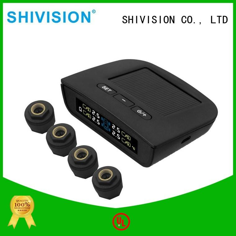 inexpensive tire pressure monitor system shivisionsvss07133finnet China manufacturer for bus