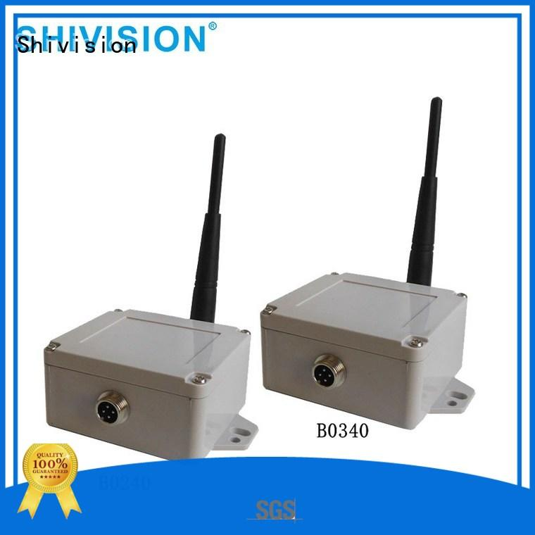 Shivision monitoring wireless transmitter receiver manufacturer from China for trunk