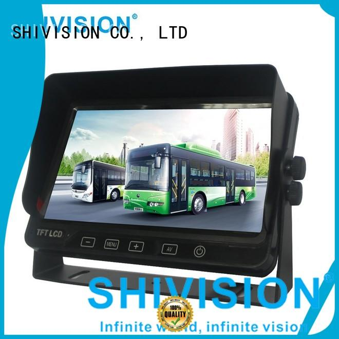 waterproof vehicle reverse camera monitor The Newest Upgraded backup Shivision Brand