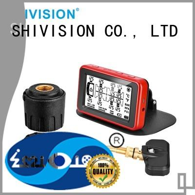 tpms detection The Newest Upgraded tire pressure monitor system Shivision Brand company