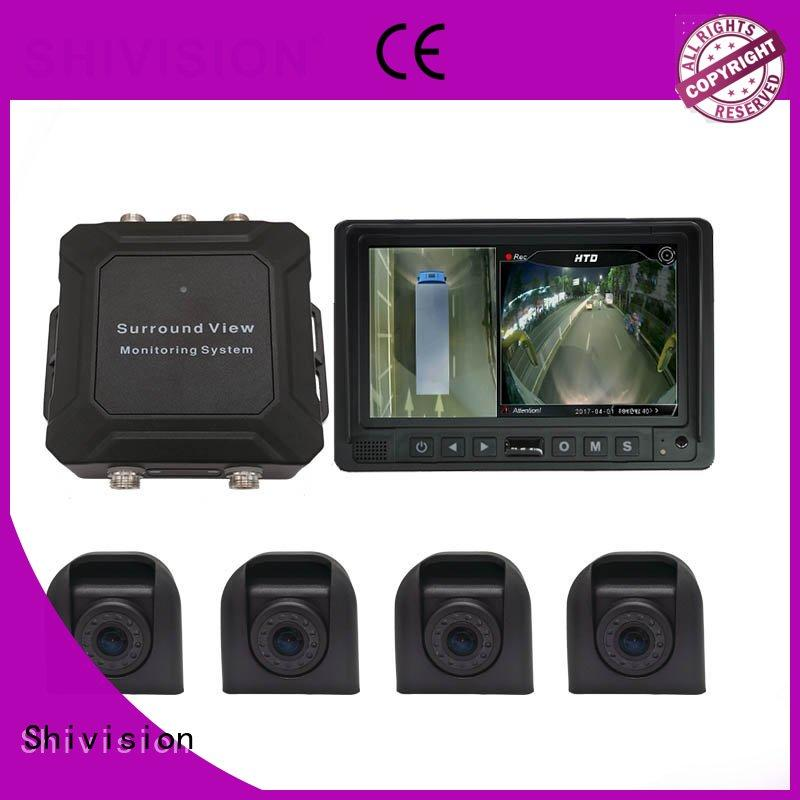 Shivision view vehicle 360 camera system directly sale for van