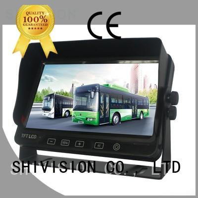 Shivision new arrival rear view mirror monitor with backup camera order now for tractor