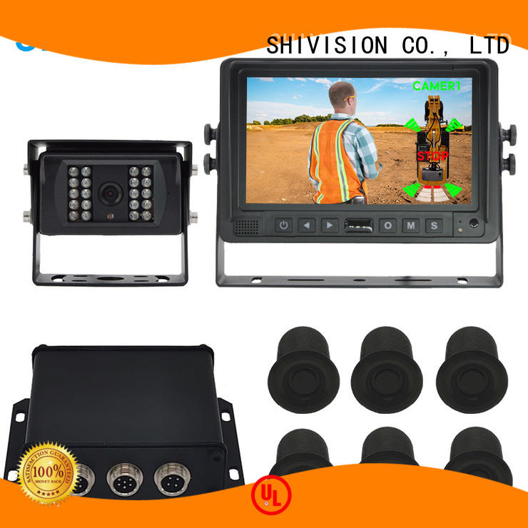 The Newest Upgraded monitor advanced driver assistance systems digital Shivision