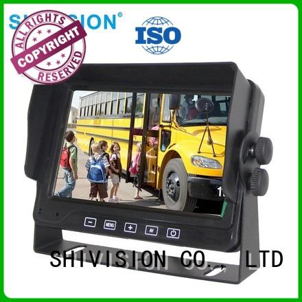 The Newest Upgraded roof rear view monitor system Shivision Brand