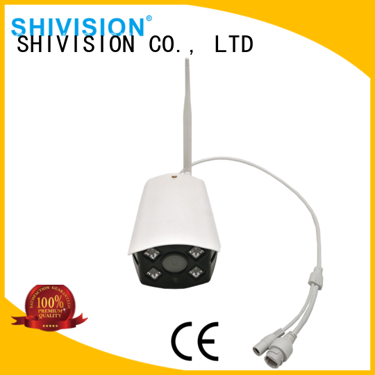 factory Day Night Surveillance System wireless ip home security cameras Shivision