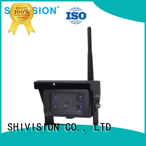 Shivision new-arrival digital security cameras wireless for-sale for fire truck