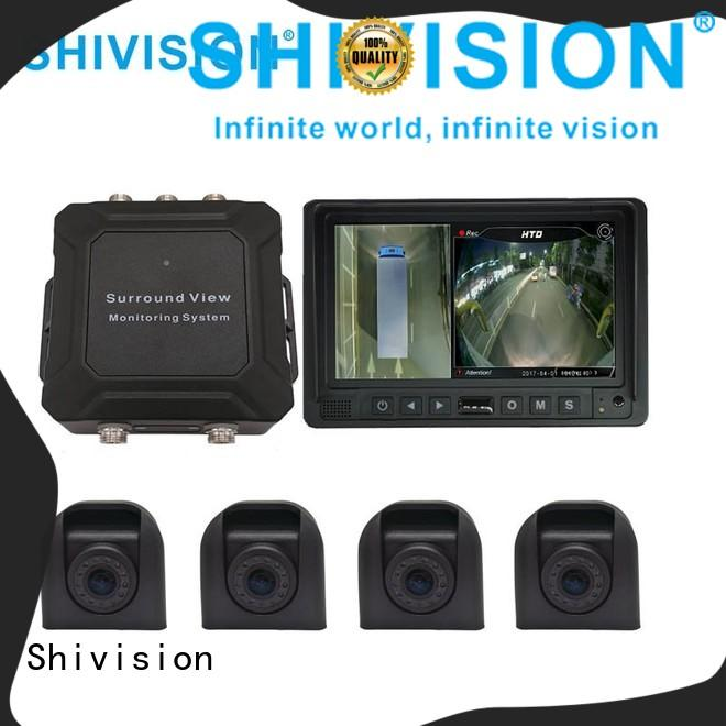 Shivision wholesale vehicle security camera system 360 for-sale for trunk