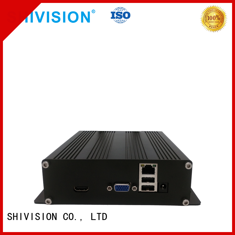 Shivision 48ch android car dvr factory price for trunk