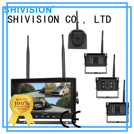wholesale wireless security camera and monitor system for-sale for tractor