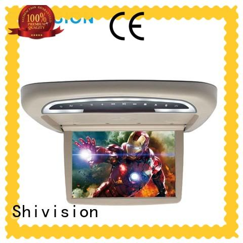 SHIVISION-M09114-12 inch Car Roof Monitor