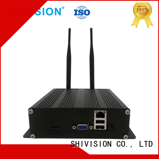 Shivision shivisionr084614g 1.4G Digital Wireless NVR for-sale for fire truck
