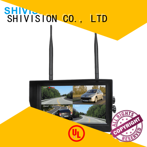camera and monitor system monitor wireless Shivision Brand