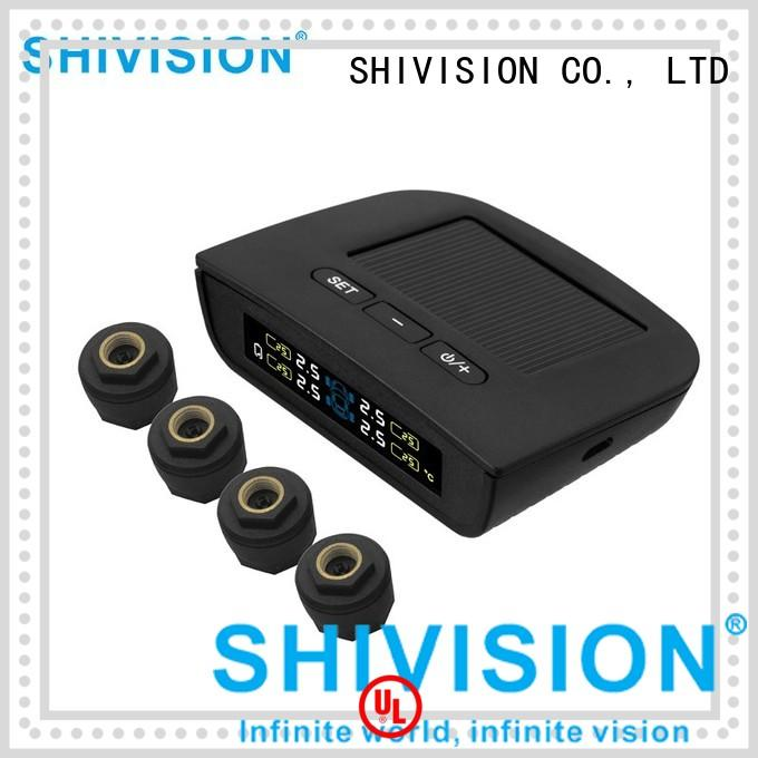 heavy duties tpms tire pressure monitor system detection system Shivision company