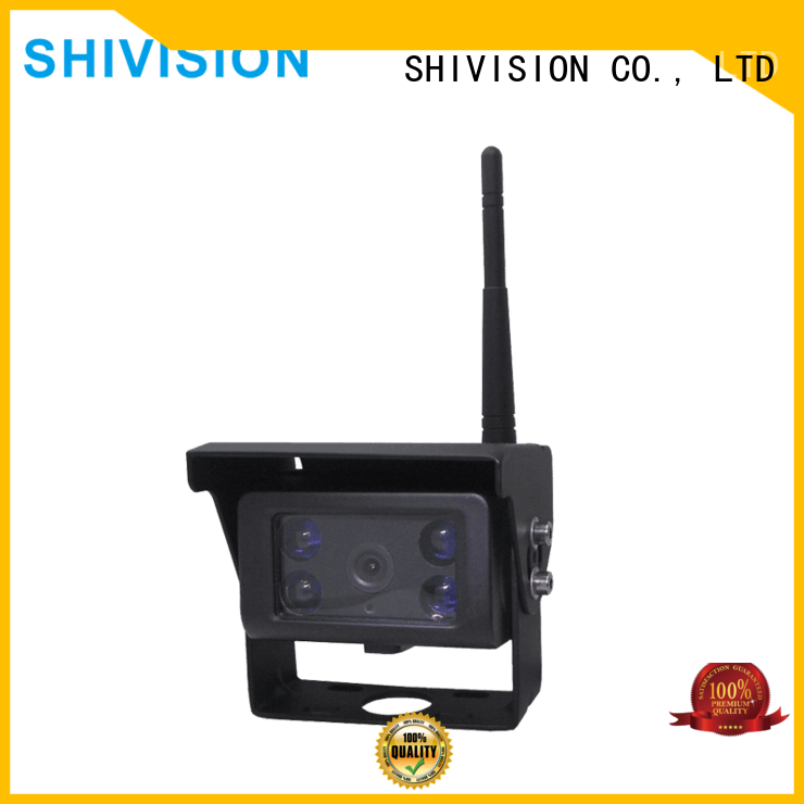 digital Custom camera Surveillance System 2.4G digital security camera Shivision wireless
