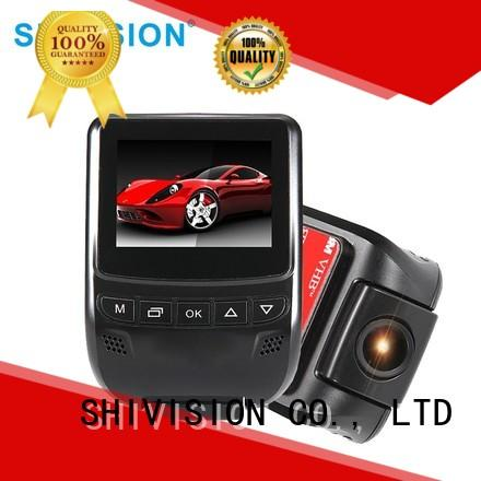 wholesale vehicle reverse camera with lcd monitor shivisionm0880dvr7 China manufacturer for fire truck