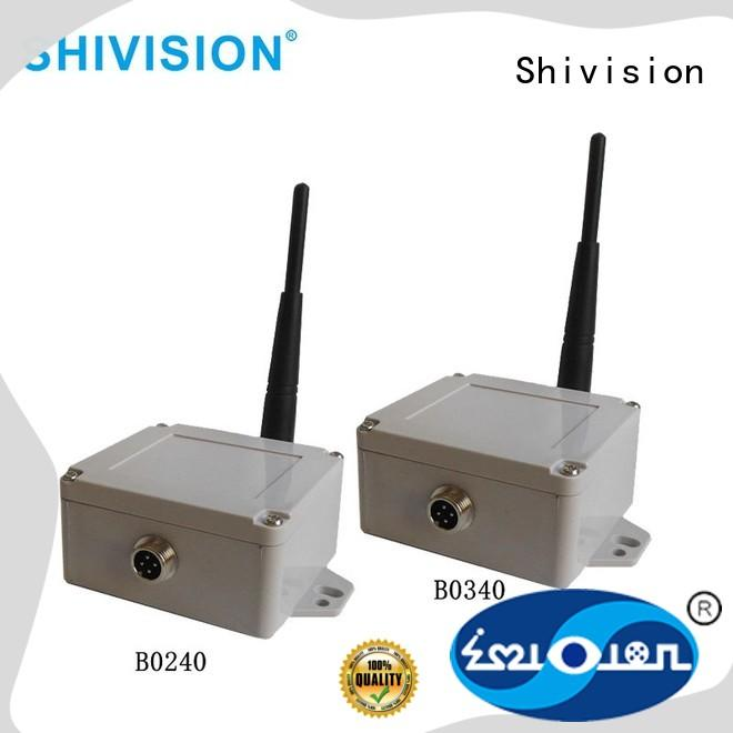 SHIVISION-B0240,B0340-Wireless Transmitter and Receiver