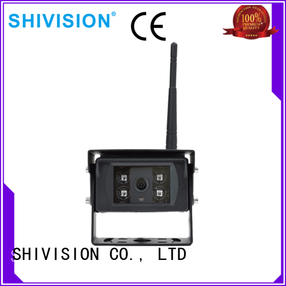 The Newest Upgraded car camera Shivision Brand wifi ip camera system factory