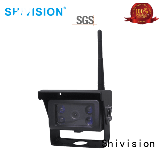 Shivision superb 2.4G digital security camera widely use for fire truck