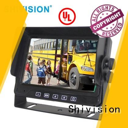Shivision shivisionm0878dvr9 rear view mirror monitor certifications for trunk